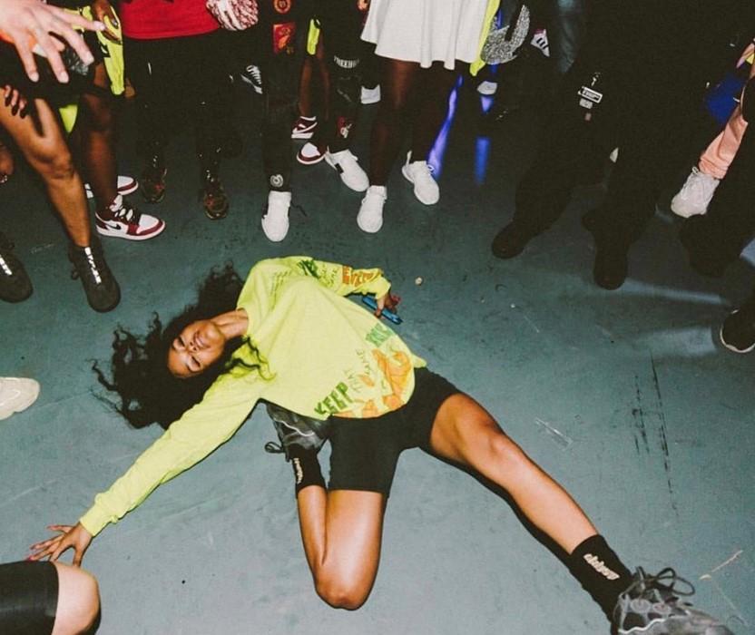 Teyana Taylor 'K.T.S.E' album
