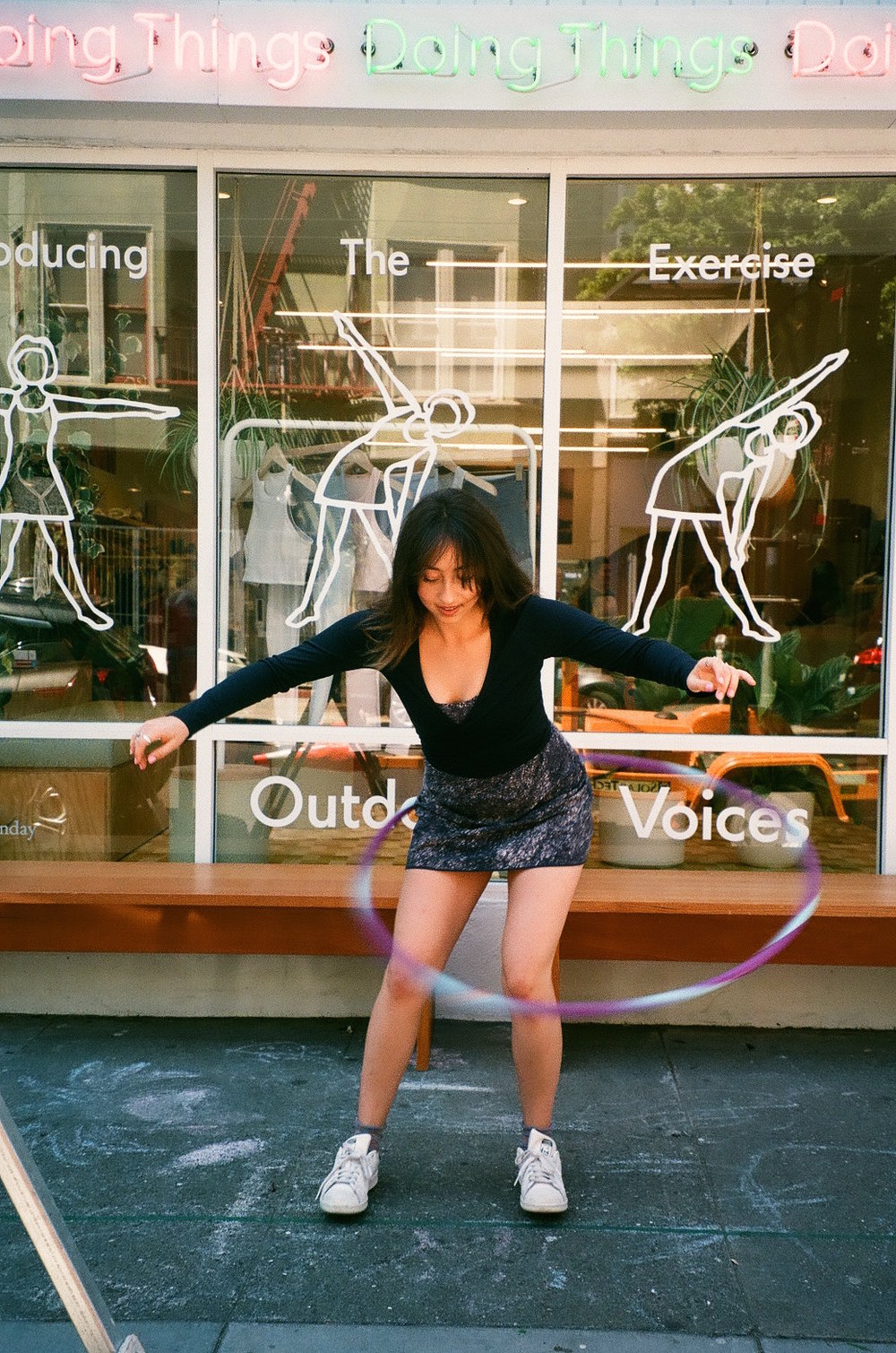 Shopgirl: Sarah of San Francisco's Outdoor Voices // DNAMAG