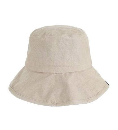 - WIDE BRIM BUCKET HAT / Varzar $64 available at W Concept