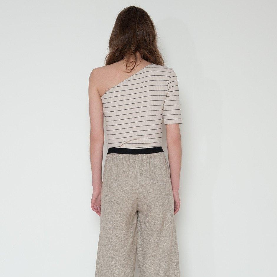 Just Female - Nova one-shoulder bodysuit