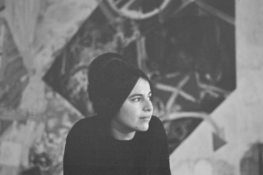 Eva Hesse (ph: Barbara Brown) // DNAMAG