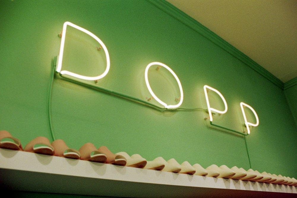 Dopp Shoes in Berkeley // DNAMAG