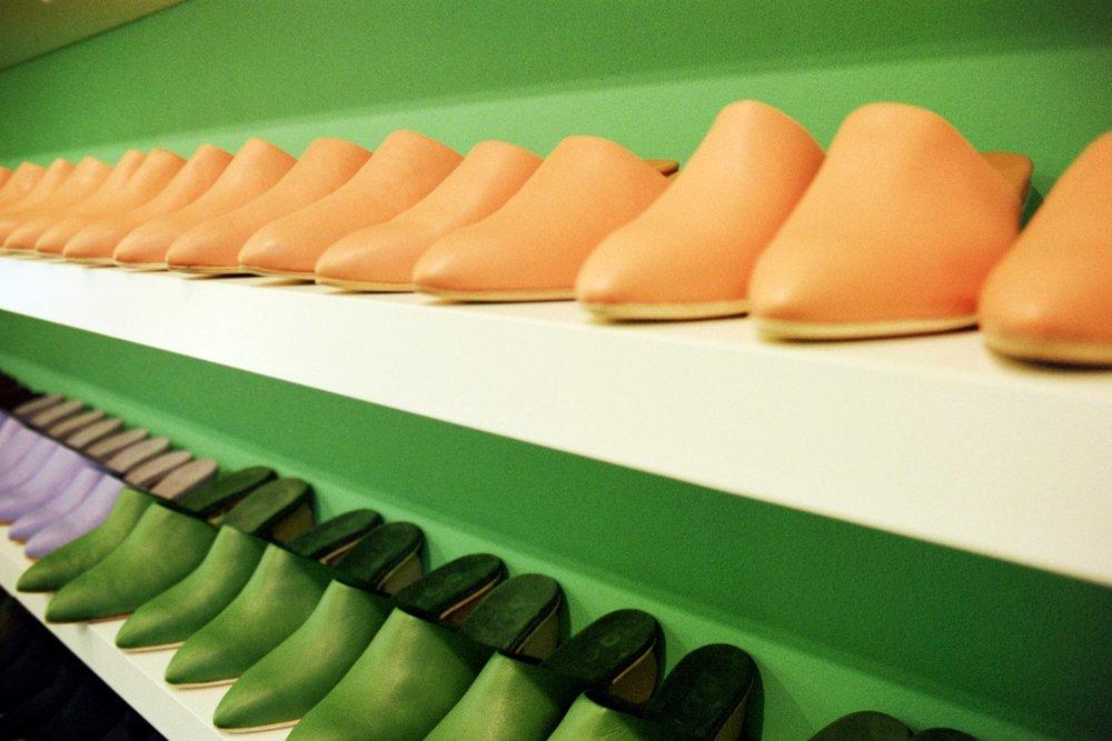 DOPP shoes in Berkeley