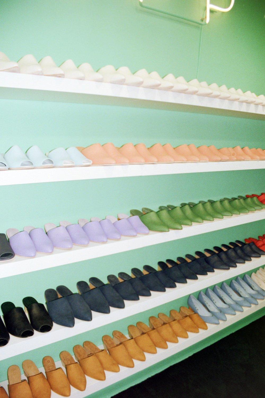 Dopp Shoes in Berkley, CA // DNAMAG