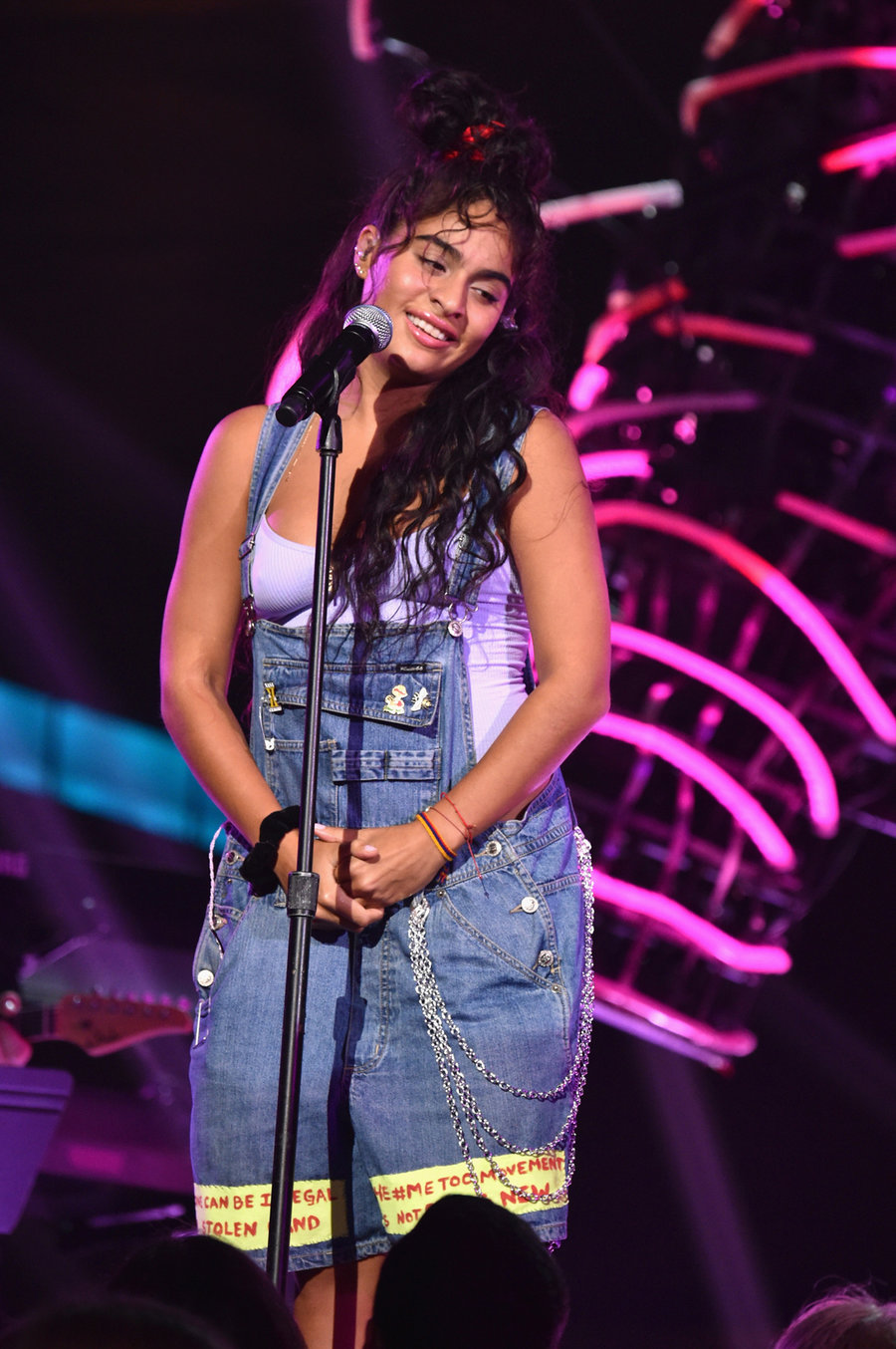 Jessie Reyez at the MTV Video Music Awards
