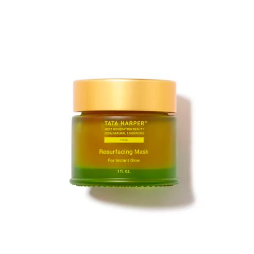 RESURFACING MASK / Tata Harper $62 - Well, if one more person tells me that this mask is amazing and how your face just glows the next morning - okay I just added to cart.