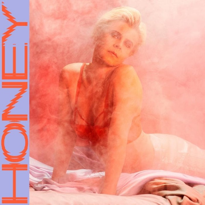 "Robyn's new single ""Honey"""