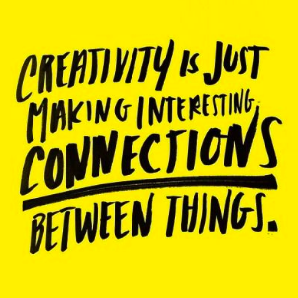 Creativity ..