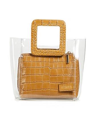 STAUD / MINI SHIRLEY BAG $195 - available at Shopbop