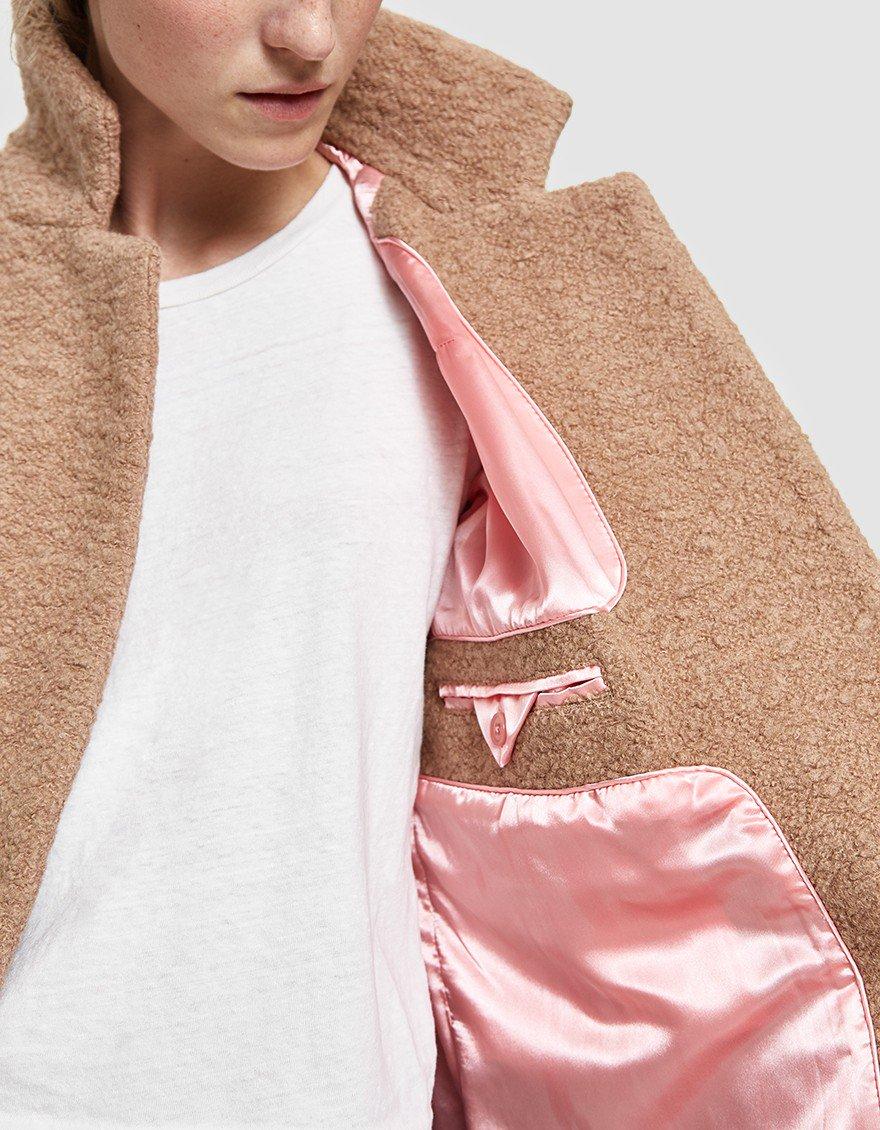 Ganni - Fenn Long Wrap Coat