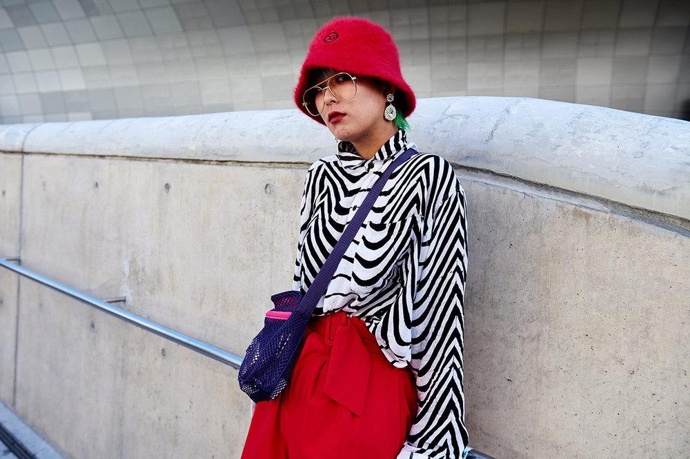 Seoul Fashion Week SS19 Street Style ph: Seunghoong Jeong / Hypebeast KR