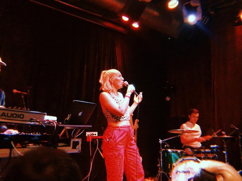 Ralph performs at The Rickshaw Stop // DNAMAG