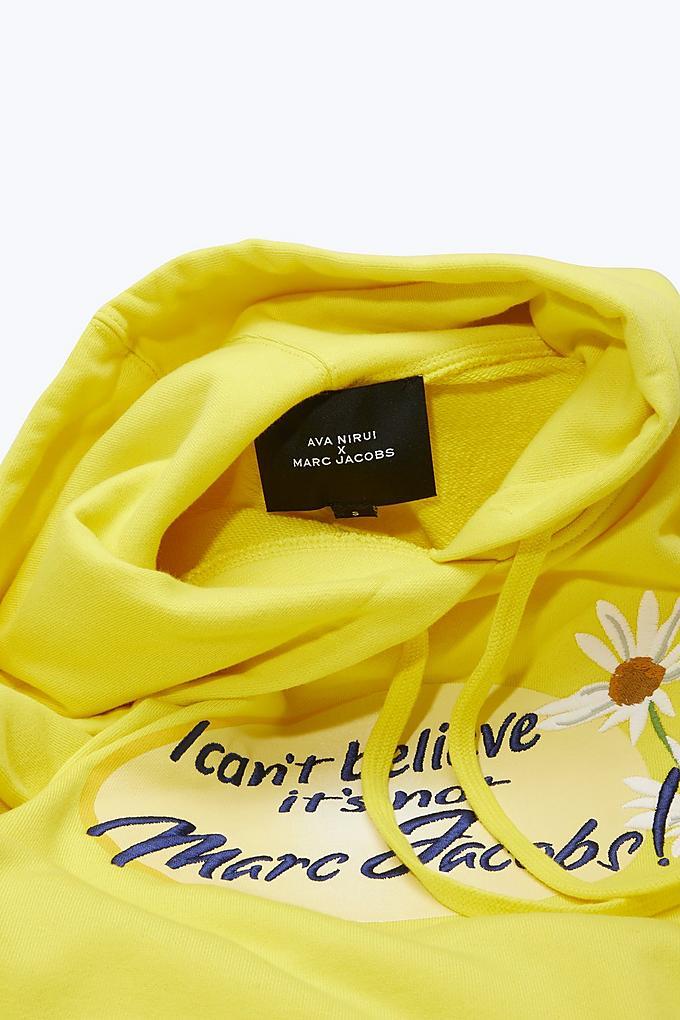 Ava Nirui for Marc Jacobs hoodie