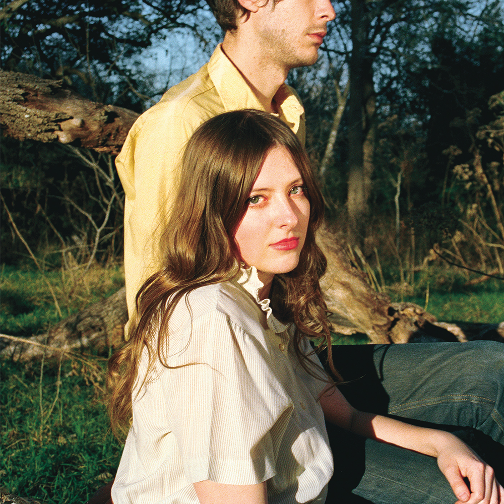 Molly Burch album cover 'First Flower'