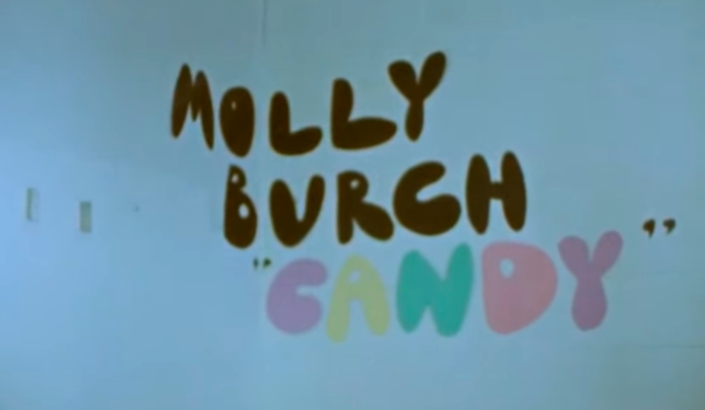 """Molly Burch """"Candy"""" video"""