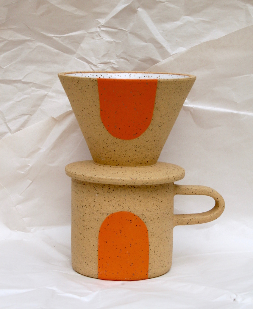Limited Edition Pourover by Mimi Ceramics // DNAMAG