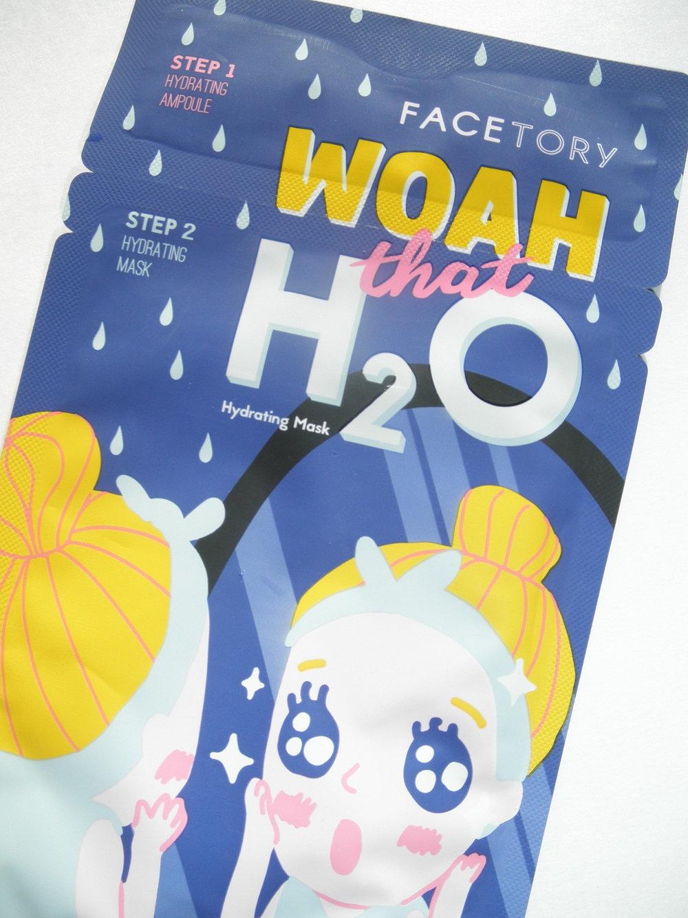 FaceTory - Woah That H2O -
