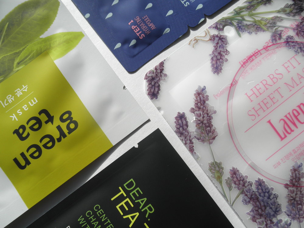 Review of Facetory's Korean Sheet Masks // DNAMAG