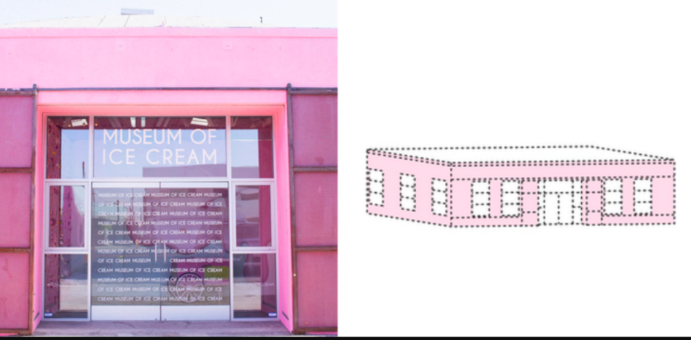 Museum of Ice Cream wants to own the color pink. // DNAMAG