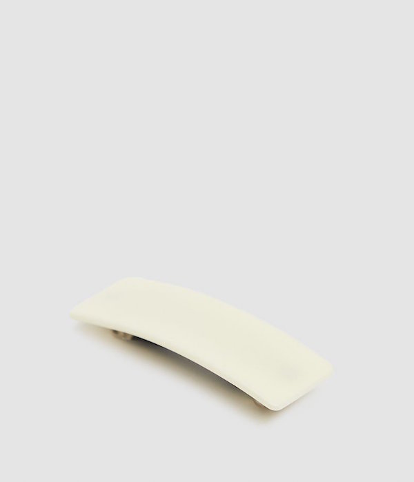 VALET STUDIO / TABITHA BARRETTE IN EGGSHELL $30  - available at Need Supply
