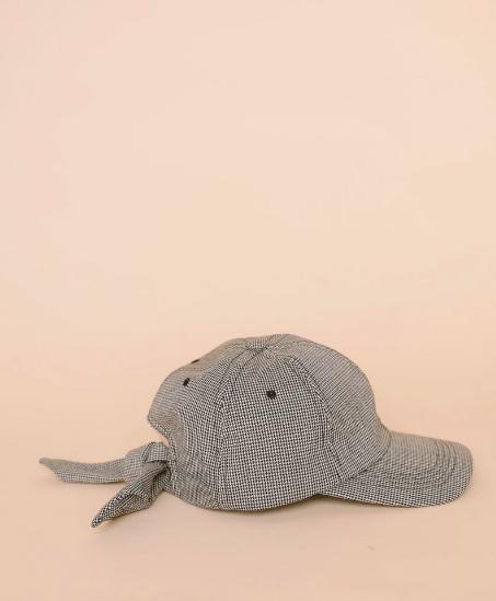Clyde tie baseball cap via The Drive New York