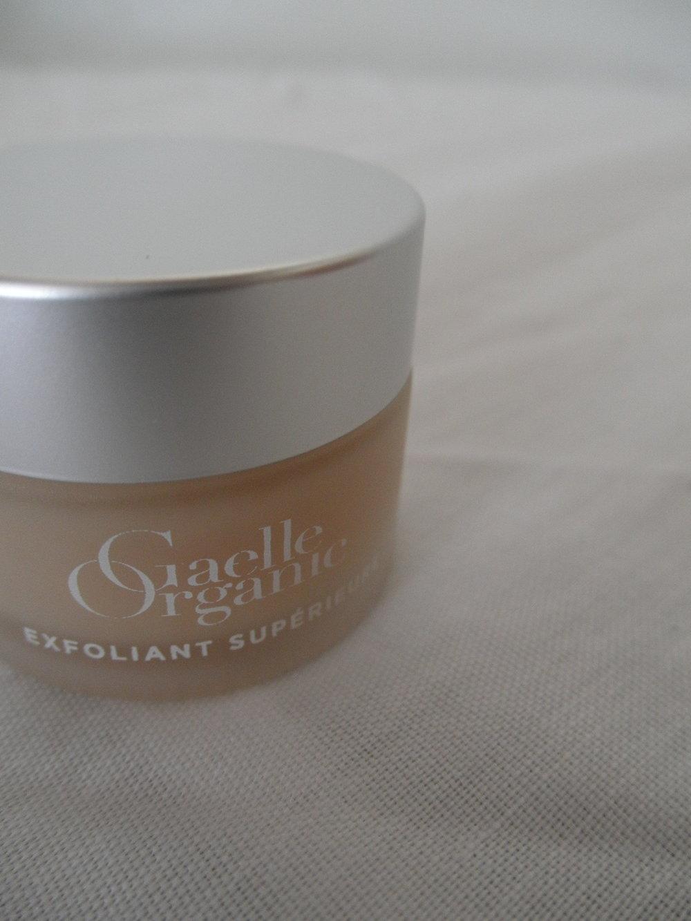 Gaelle Organic - Exfoliant Supérieure -