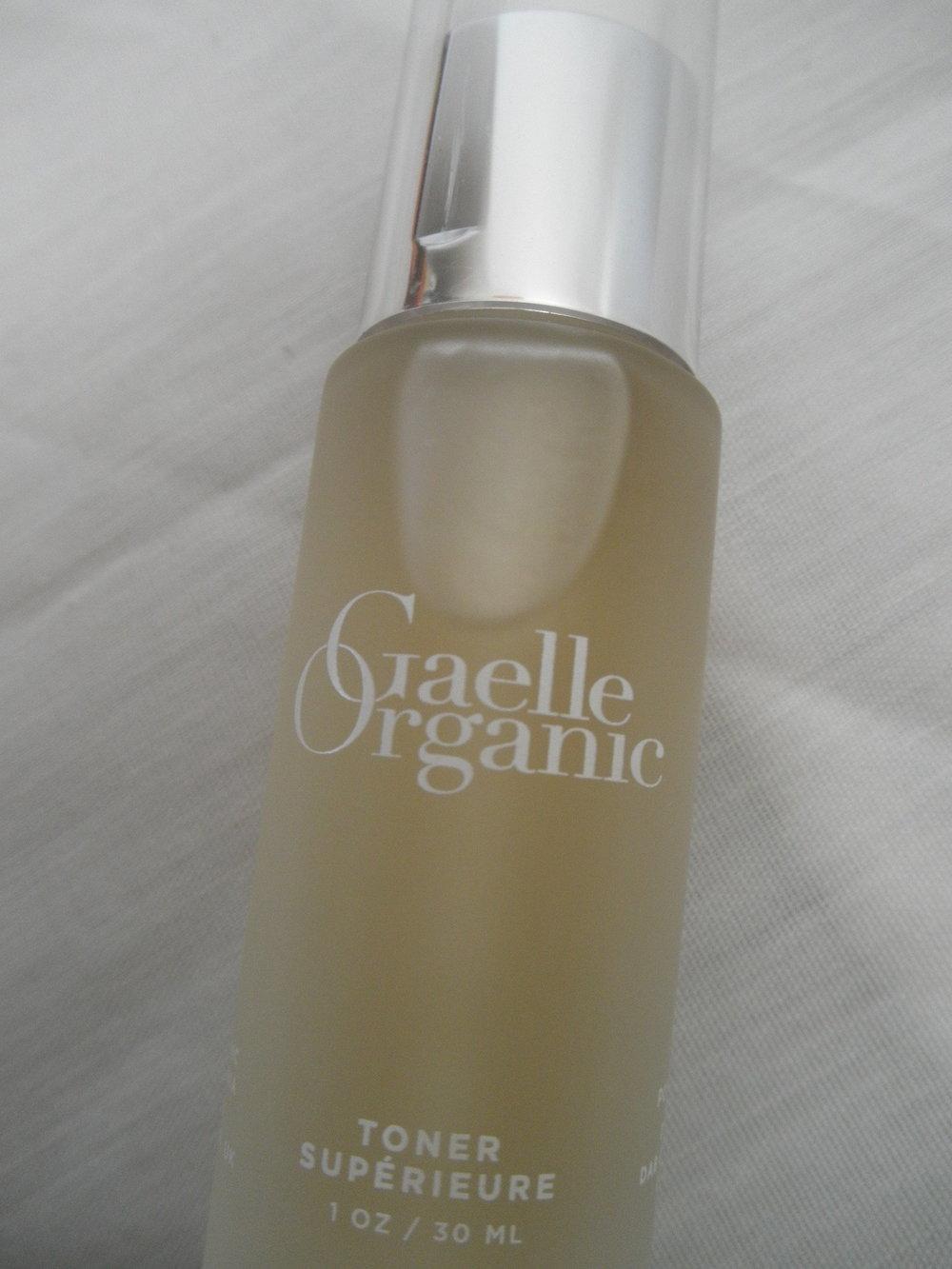Gaelle Organic - Toner Supérieure -