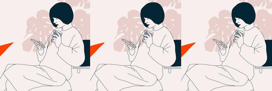 Michelle Mildenberg illustration  //  DNAMAG