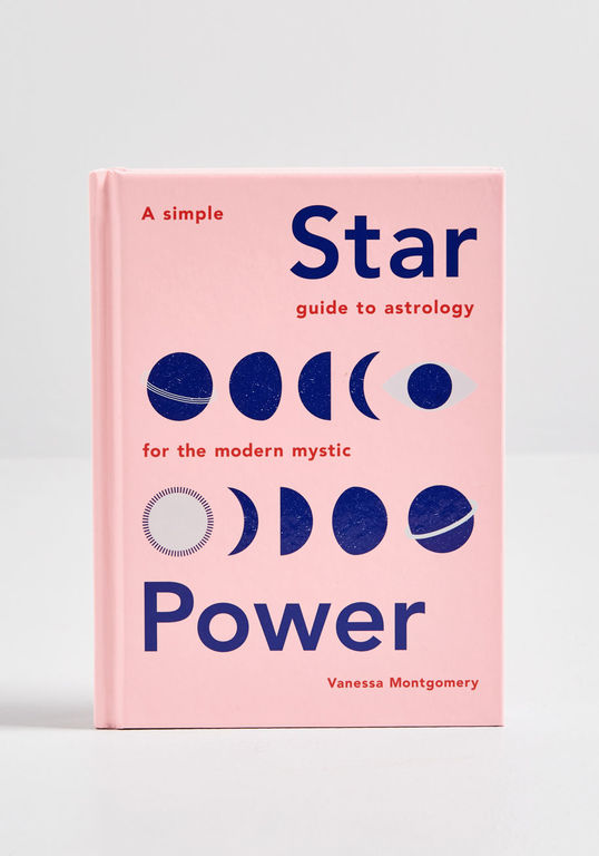 CHRONICLE BOOKS / STAR POWER $19 - available at Modcloth