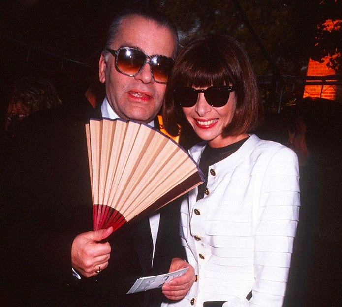 Karl and Anna, they go way back.  //  DNAMAG