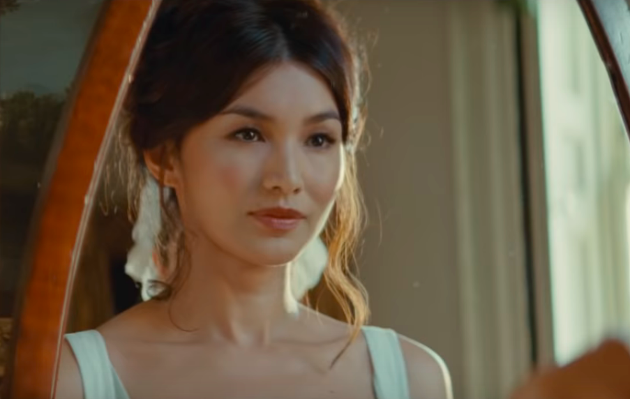 Gemma Chan in Mr. Malcolm's List short film
