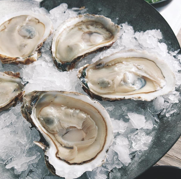 OYSTERS - One of the best sources of dietary zinc