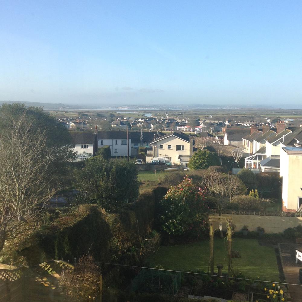 Braunton view