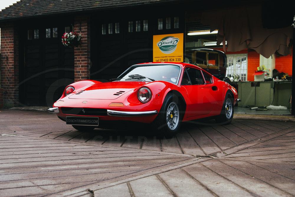 Ferrari 246 Dino GT
