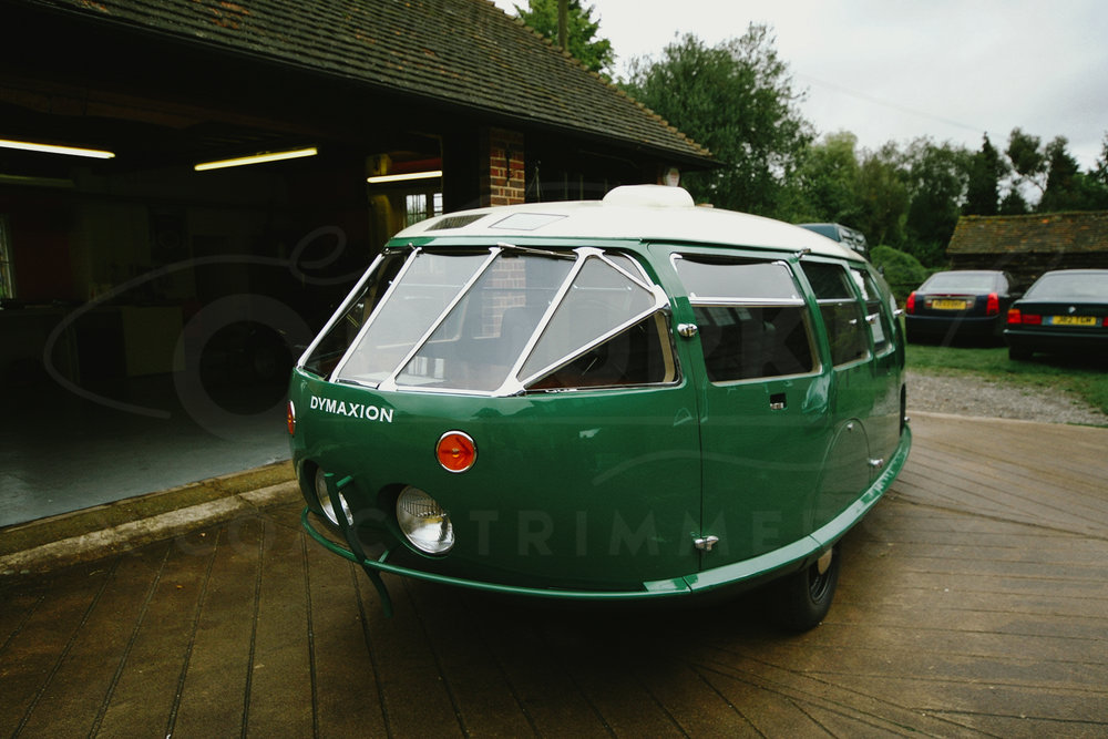 Dymaxion Car 3