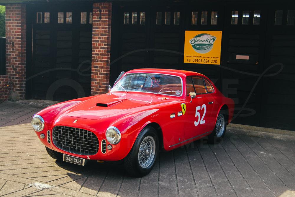 Ferrari 212 Vignale