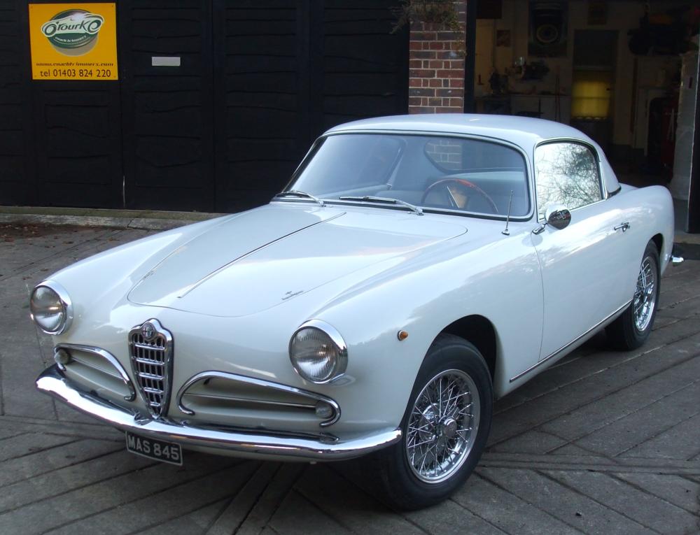 Alfa 1900 ss