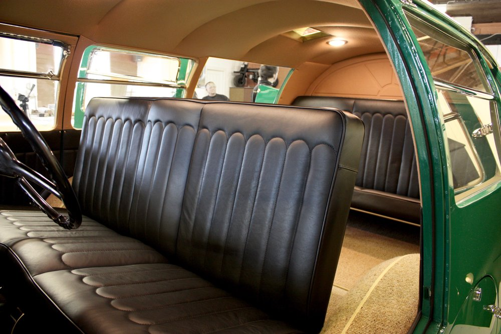 Recreation Car 3's new interior
