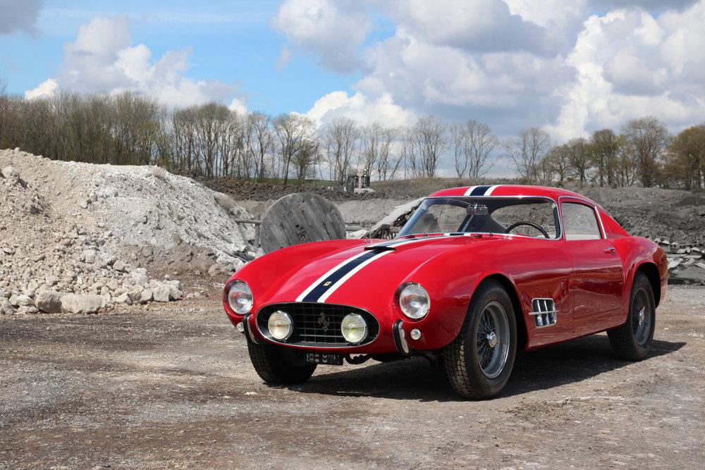 Ferrari 250 TDF 14 Louvre