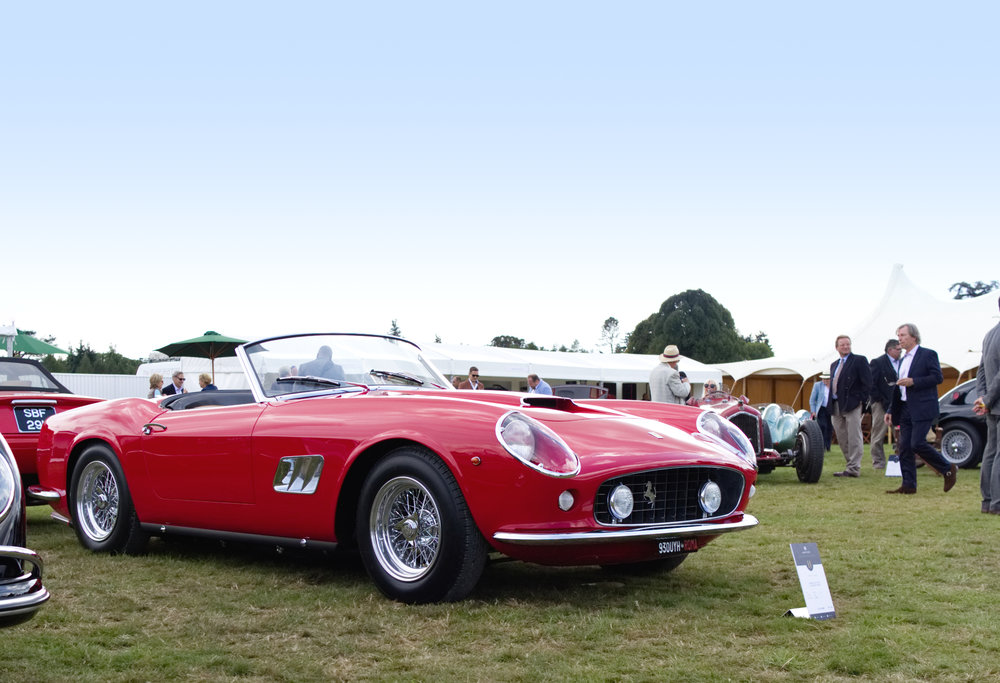 Ferrari 250 California SWB
