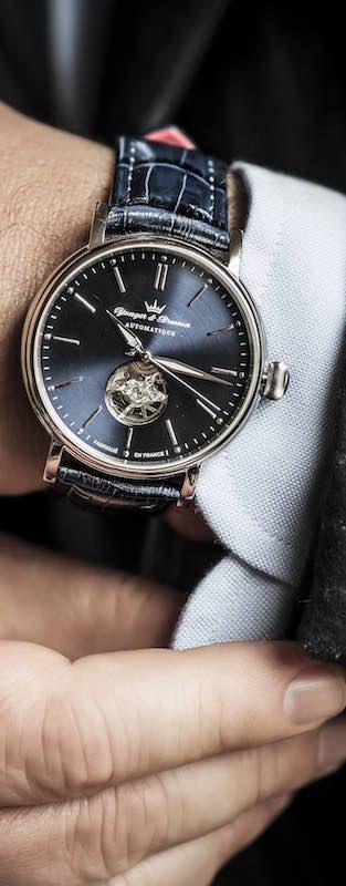 comment conserver votre montre yonger & bresson