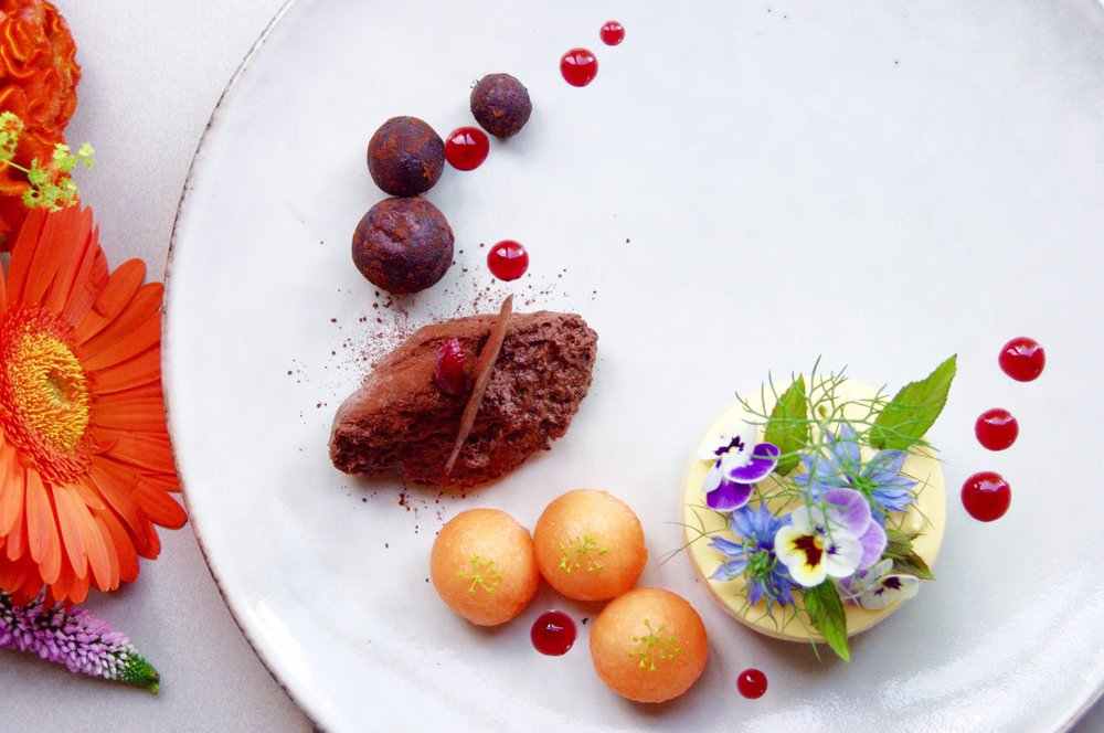 Megumi Nachev vegan sweets recipe