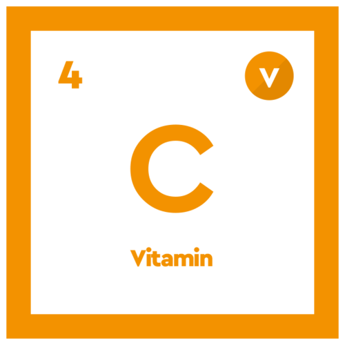caffeine tablet ingredient vitamin C