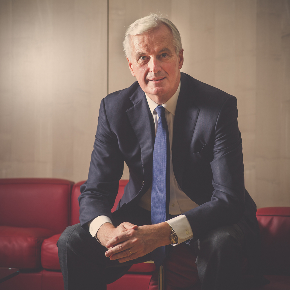 M. Barnier for Libération