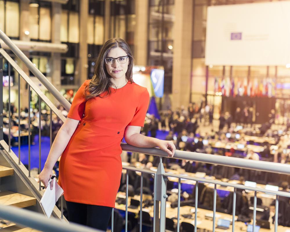 Tara Palmeri for Les Inrocks