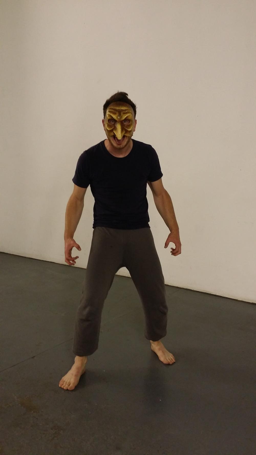 Half Mask