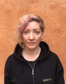 Stina Gunnarsson, skådespelare