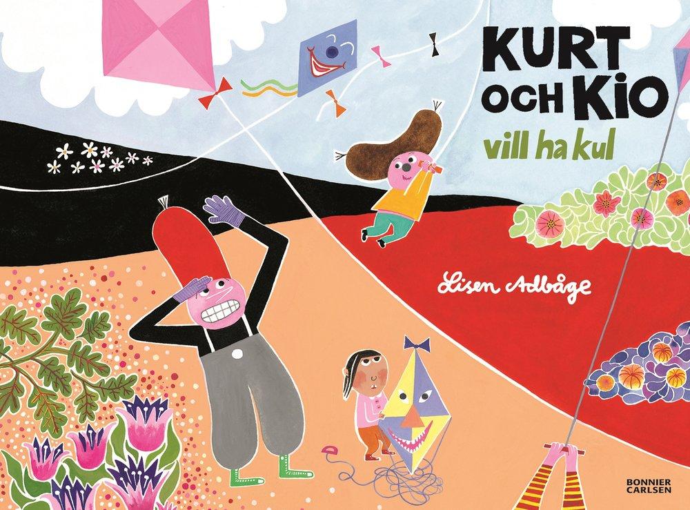 Kurt Och Kio Vill Ha Kul Teater Tre