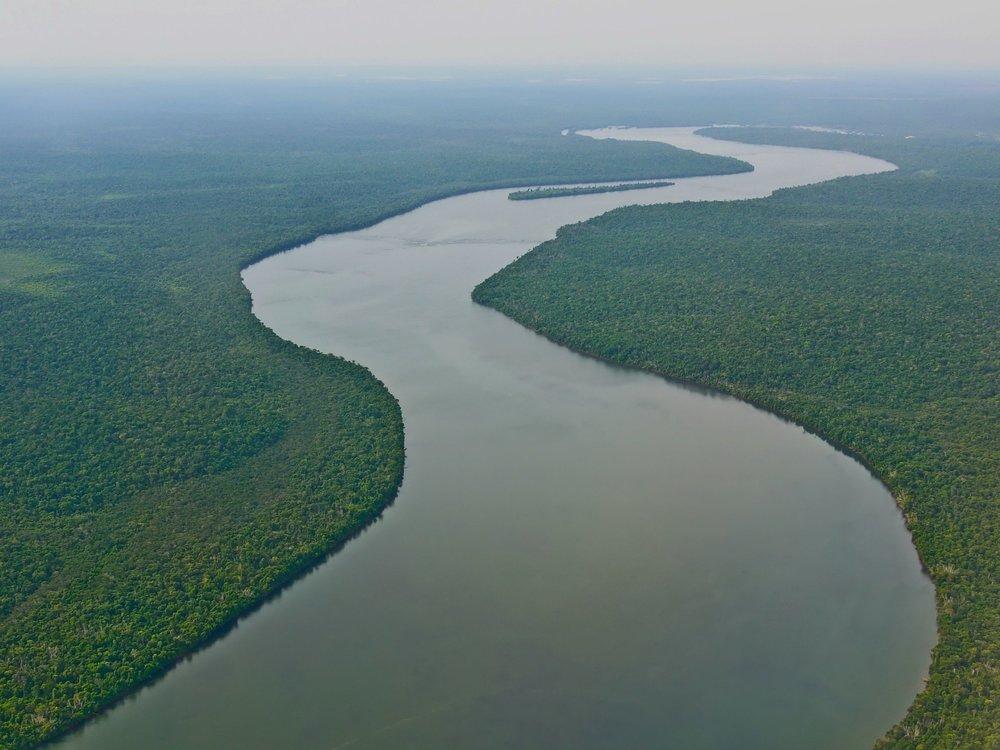 Amazon River, Perú