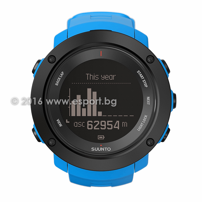 Suunto Ambit 3 Vertical - Blue